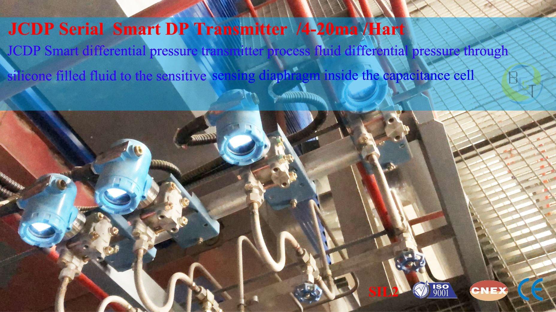 Differential-pressure-transmitter