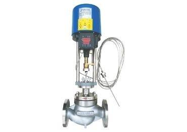 Electric Temperature control valve