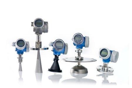 Endress+Hauser RLT radar level transmitter