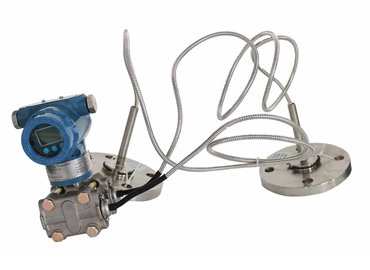 High TemperaturDP level transmitter with diaphragm seal