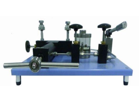 Hydraulic High Pressure Pump Calibrator