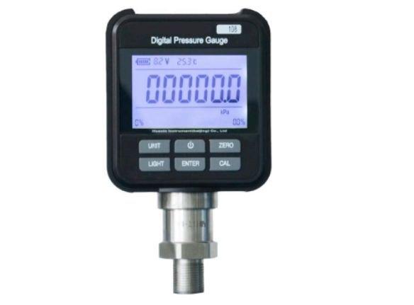 Low Cost Digital pressure calibrator