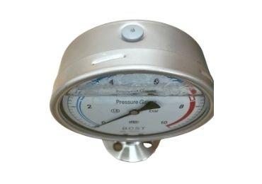 Oil Fill Diaphragm Pressure Gauge