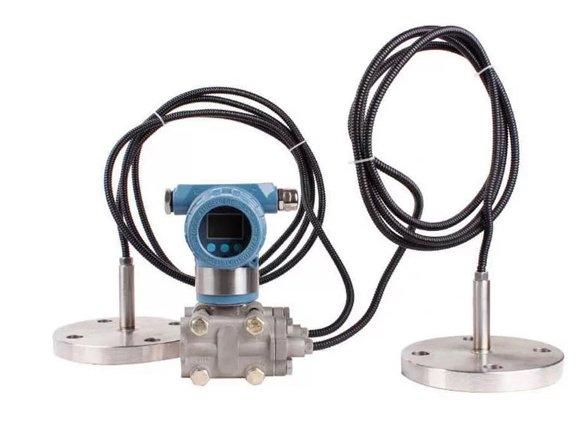 Remote-Flush-Flanged-differential-pressure-level-transmitter