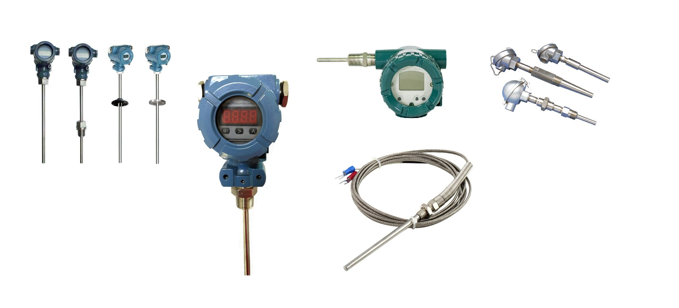 Types Of A Temperature Transmitter