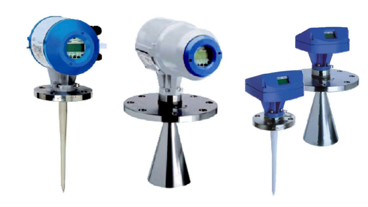 figure 1 radar level transmitter