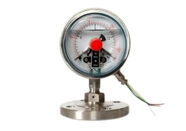 figure 11 Electric-Contact-Diaphragm-Pressure-gauge